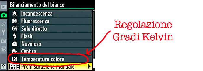 regolazione-gradi-kelvin