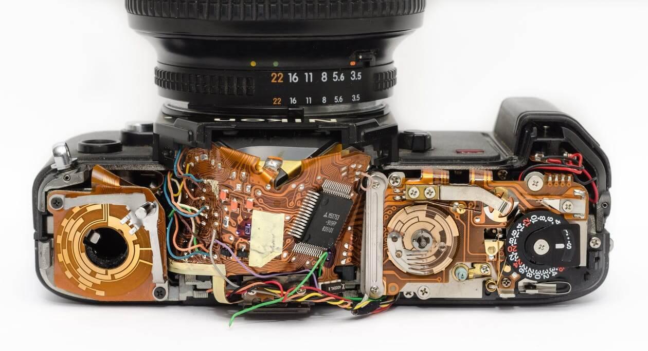 circuiti-macchina-fotografica