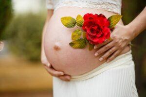 fotografia gravidanza