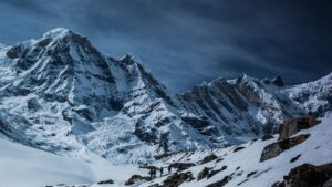 fotografia di montagna